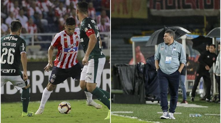 Teófilo Gutiérrez y Luis Fernando Suárez