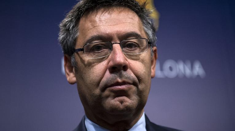 Josep Maria Bartomeu, expresidente de FC Barcelona