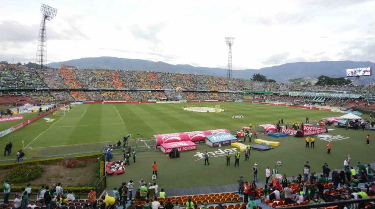 El estadio Atanasio Girardot será una de las sedes de la Copa América 2020