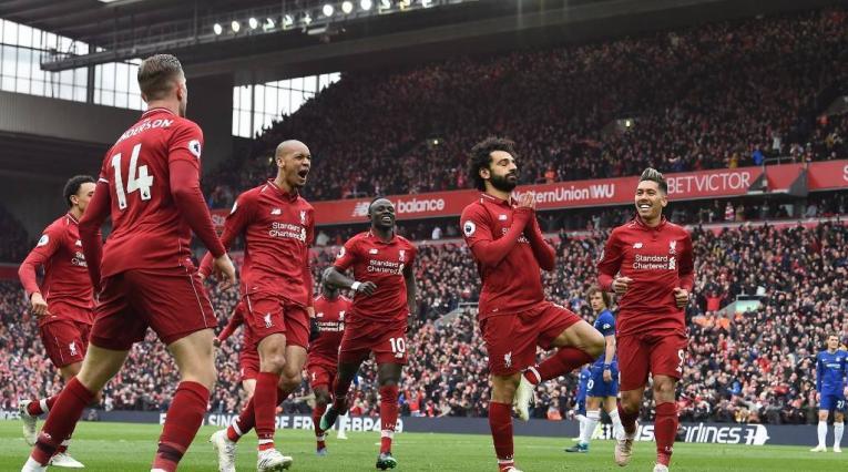 Liverpool vs Chelsea - Premier League 2018/19