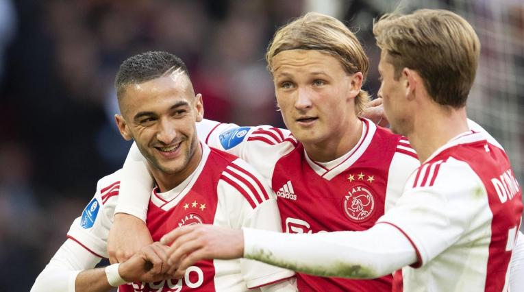 Ajax 2019