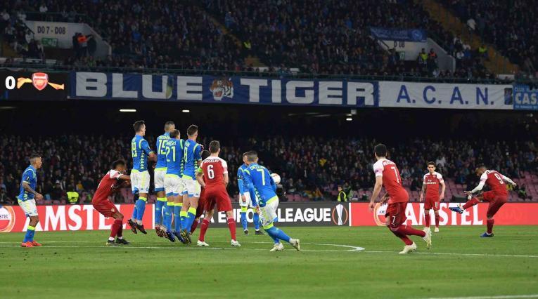 Napoli vs Arsenal 2019