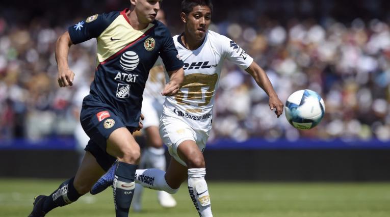 Nicolás Benedetti, colombiano en América de México