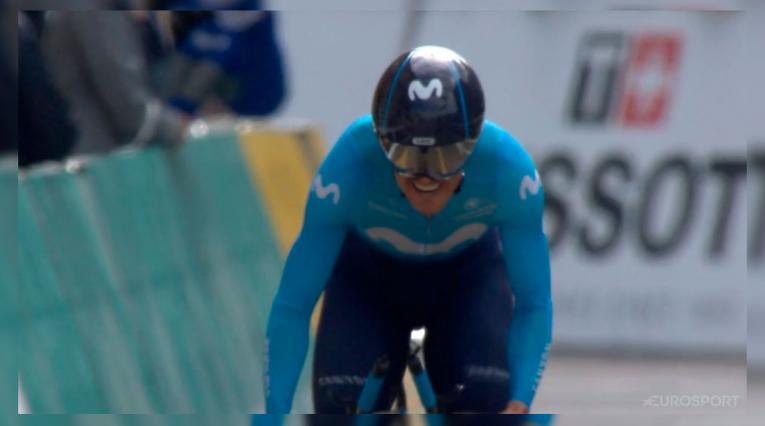 Carlos Betancur, el mejor colombiano en el inicio del Tour de Romandía