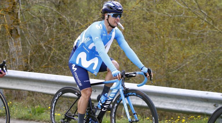 Carlos Betancur ganó la Klasika Primavera de Amorebieta