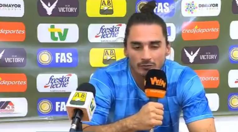 Carlos Giraldo, ex DT del Bucaramanga