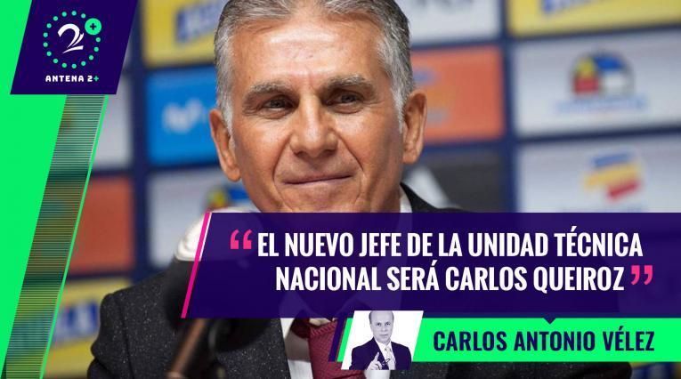 Palabras Mayores - Carlos Queiroz