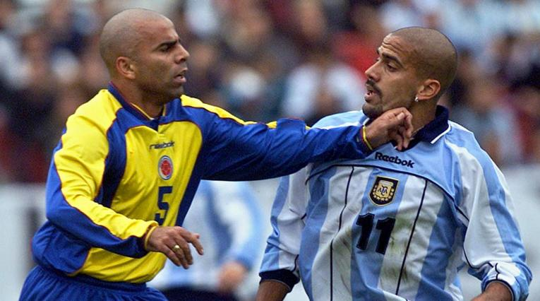 Colombia vs Argentina 2001