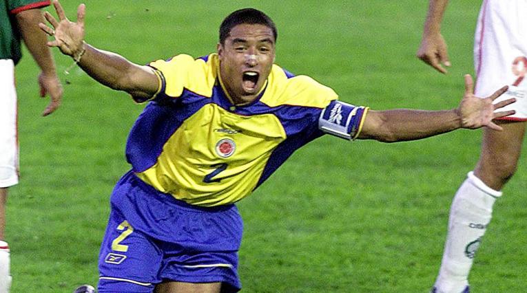 Iván Córdoba - Copa América 2001