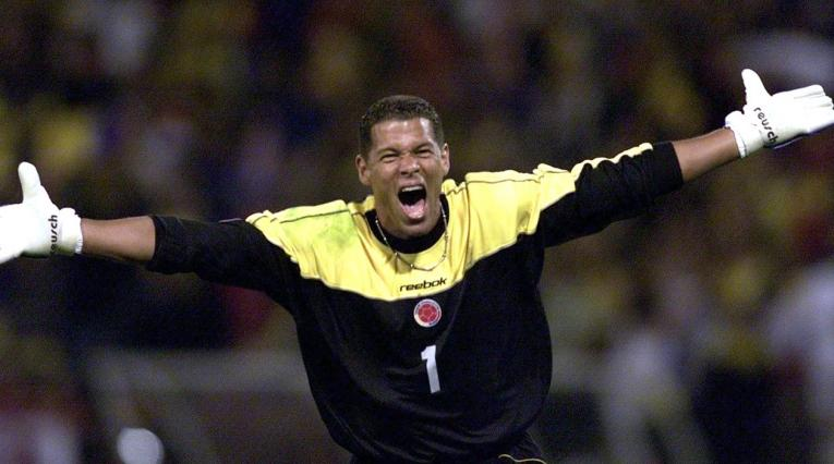 Óscar Córdoba - Copa América 2001