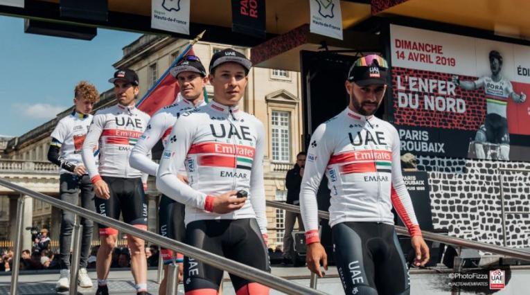 Fernando Gaviria - Team Emirates