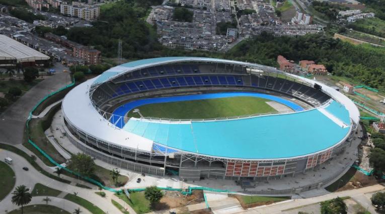 Estadio Hernán Ramírez Villegas, de Pereira