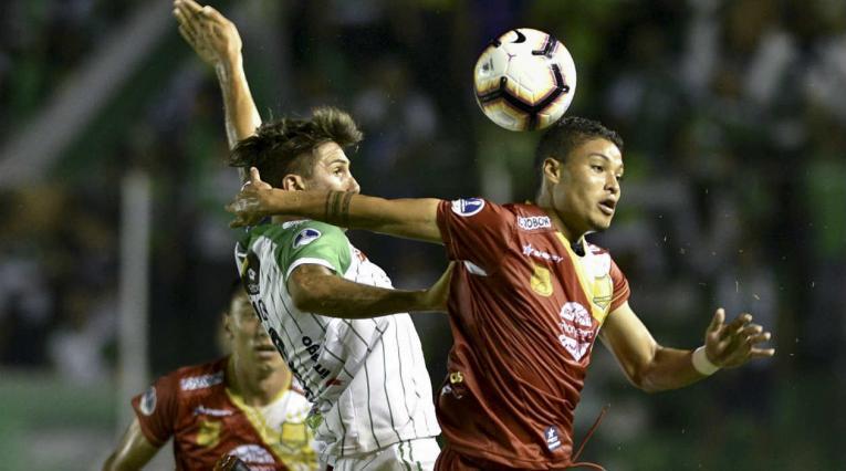 Oriente Petrolero vs Rionegro Águilas - Copa Sudamericana