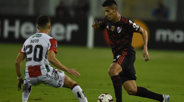 Palestino vs River Plate - Copa Libertadores