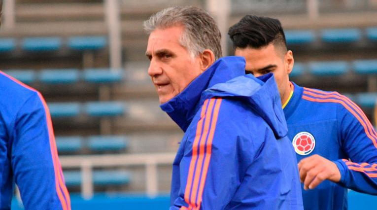 Carlos Queiroz, el técnico de la Selección Colombia