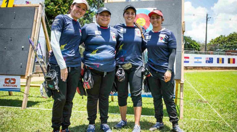 Selección Colombia de tiro con arco