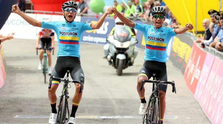Selección Colombia sub 23 de ciclismo