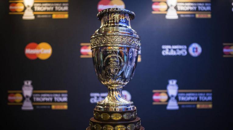 Copa América, trofeo