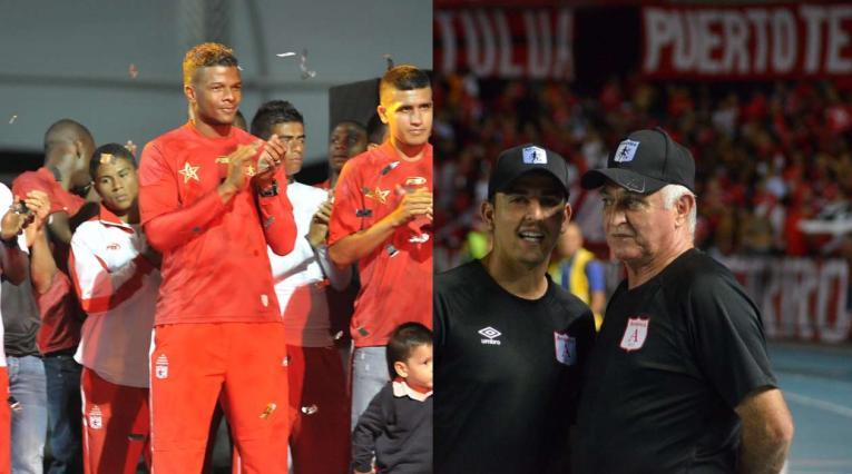 Julián Viáfara y Pecoso Castro