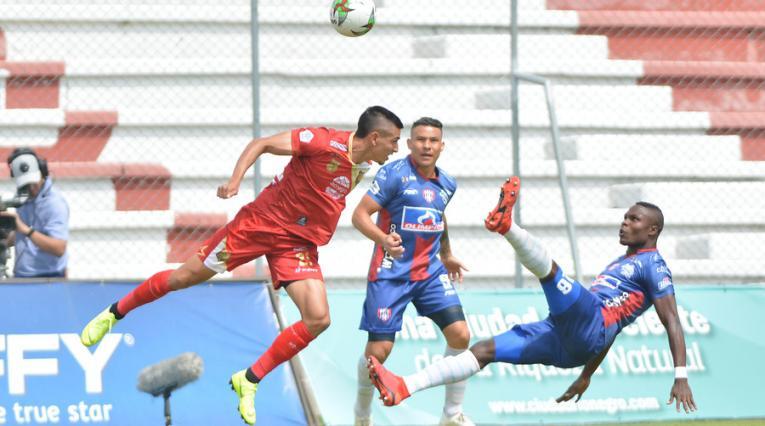 Unión Magdalena vs Rionegro Águilas - Liga Águila