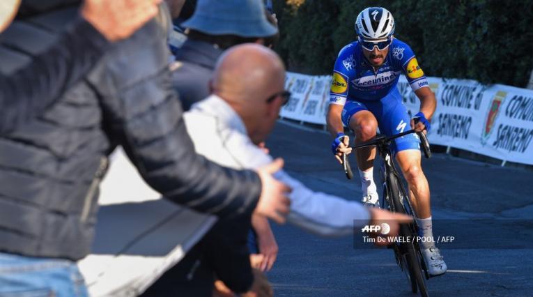 Julian Alaphilippe, ciclista francés del Quick Step
