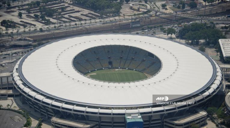 Estadio Maracaná.