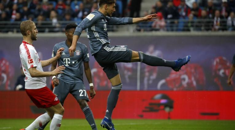Leipzig vs Bayern 2019