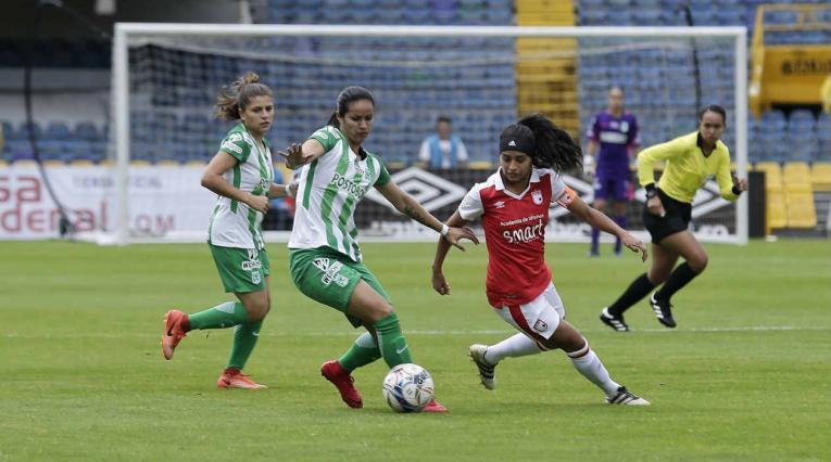 Liga Águila Femenina 2019