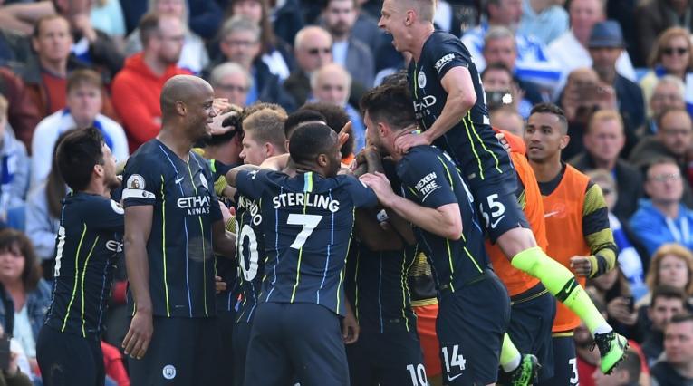 Brighton vs Manchester City 2019