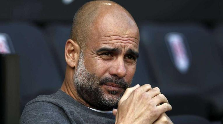 Pep Guardiola, Manchester City, Barcelona