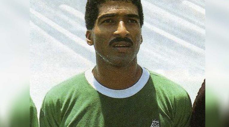 Alexis García, capitán de Nacional 1989