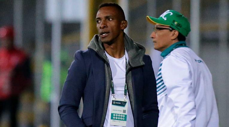 Amaranto Perea como técnico de Leones; el DT renunció en las últimas horas