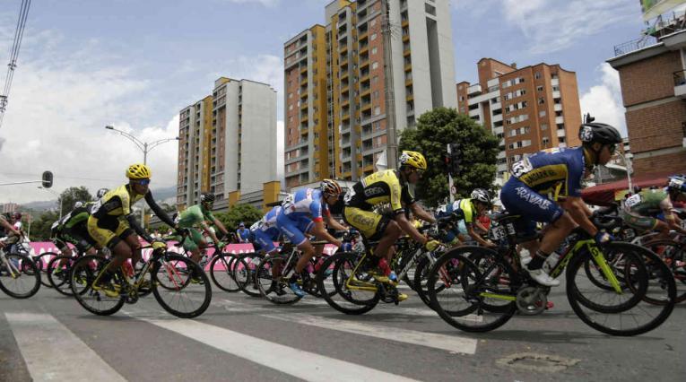 Ciclismo colombiano