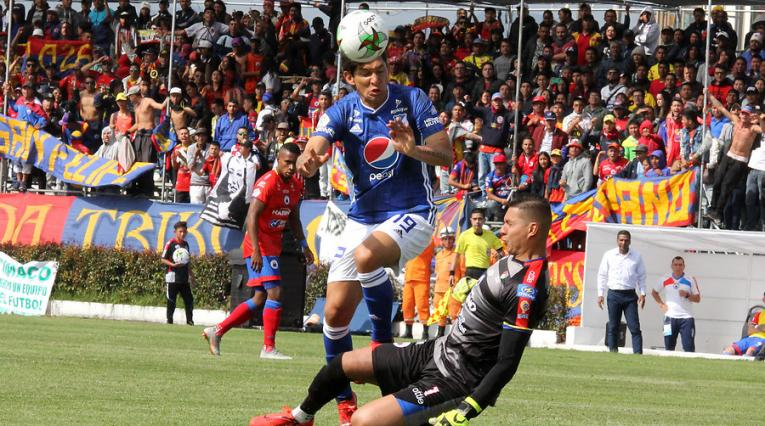 Deportivo Pasto vs Millonarios - Liga Águila