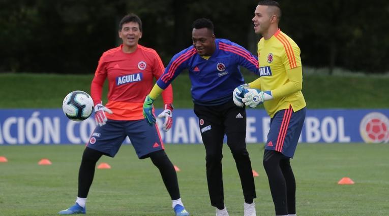 Iván Arboleda - Selección Colombia