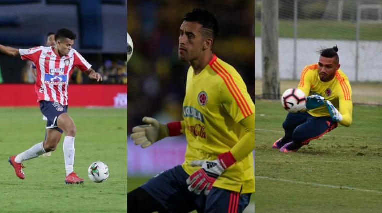 Liga Águila - Selección Colombia
