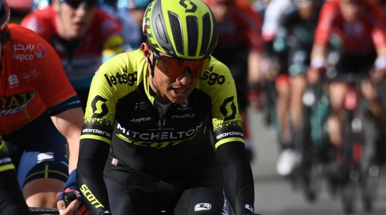 Esteban Chaves, ciclista colombiano