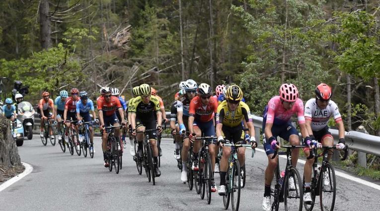 Giro de Italia, etapa 16