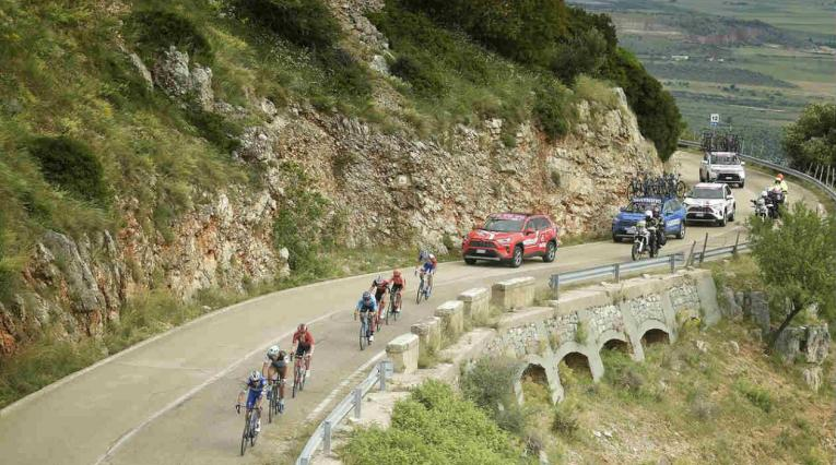 Giro de Italia etapa 7