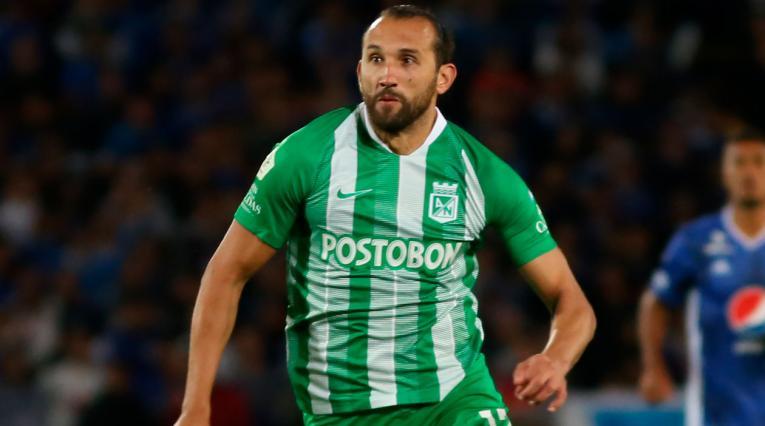 Hernán Barcos, Atlético Nacional, 2019