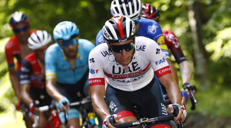 Jan Polanc - Team Emirates