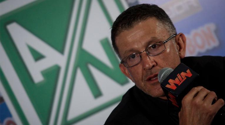 Juan Carlos Osorio · Atlético Nacional