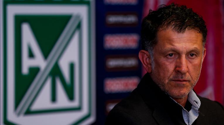 Juan Carlos Osorio, extécnico de Nacional