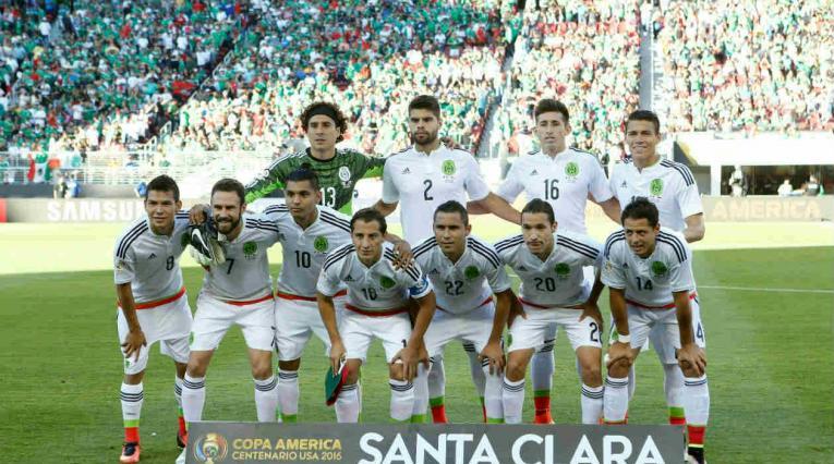 México en la Copa América