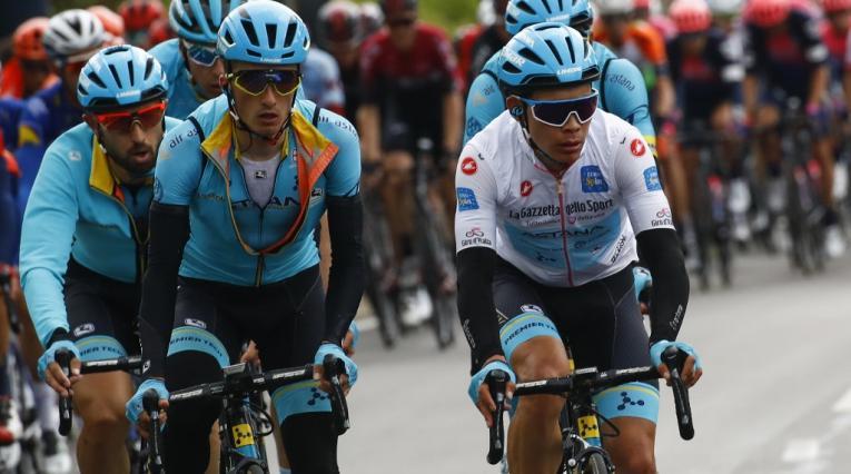 Miguel Ángel López - Astana Team