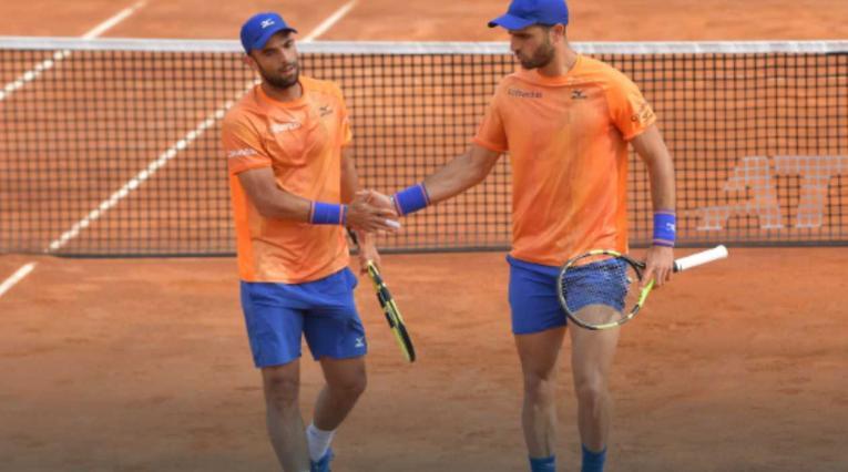 Robert Farah y Juan Sebastián Cabal