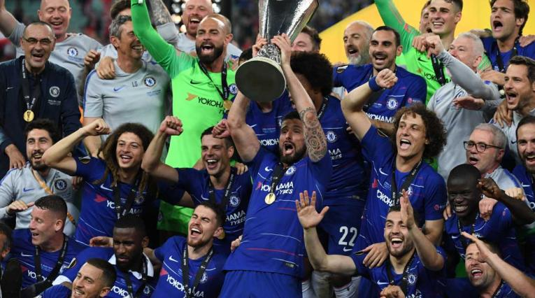 Chelsea - Europa League