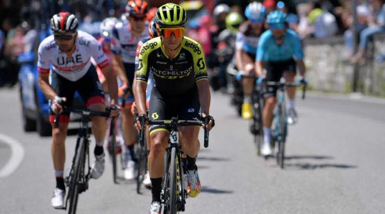 Esteban Chaves - Mitchelton-Scott
