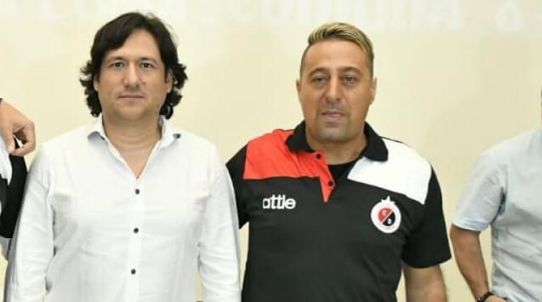 Pablo Garabello, técnico del Cúcuta Deportivo