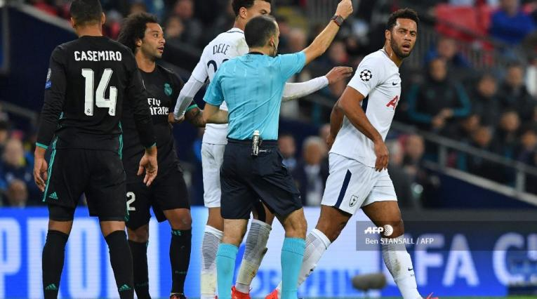 Real Madrid vs Tottenham - Champions League